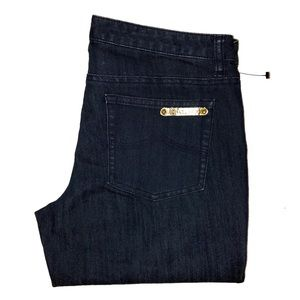 MICHAEL KORS Skinny Jeans dark wash